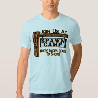 Spawn Camp T Shirts