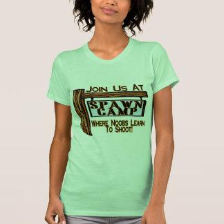 Spawn Camp T-shirts