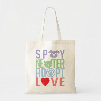 Spay Neuter Adopt Love 2