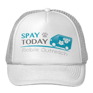 Spay Today Trucker Hat