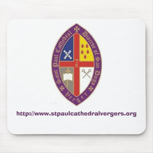 SPC Verger Mouse Pad