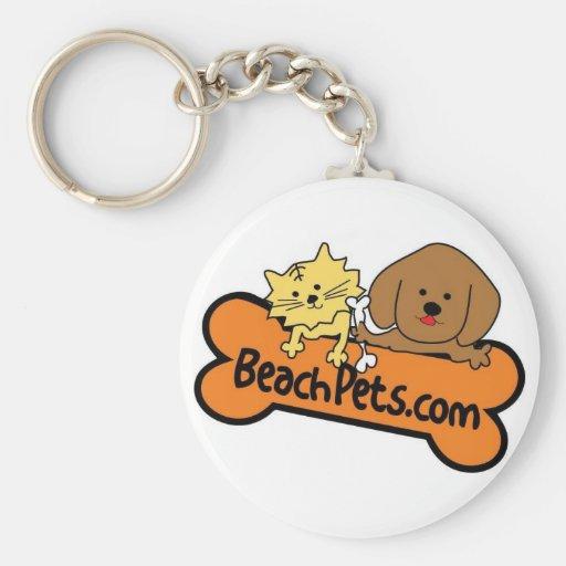 SPCHS beachpets.com Keychains