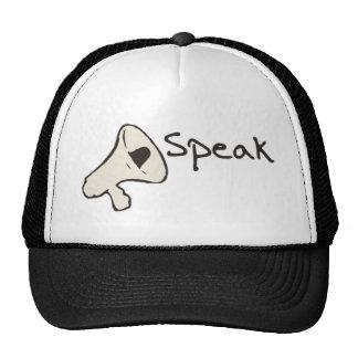 Speak Official Logo Wear! Cap