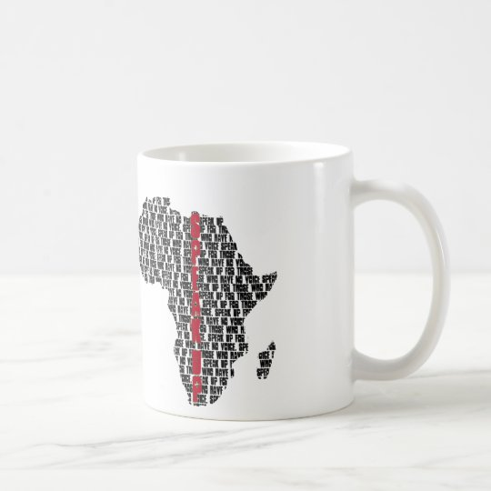 Speak Up Africa Mug` Coffee Mug