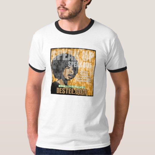 Speak Up Men's T-Shirts