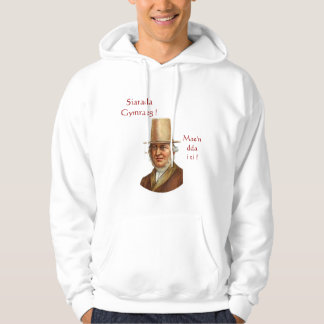 Speak Welsh! Hoodie
