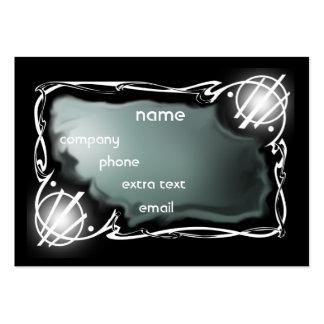 speakeasy business card