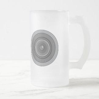 Speaker Audio ~ Sub woofer Music Mugs