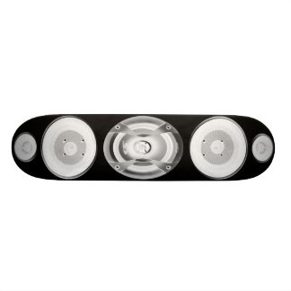 Speaker Board Skateboard Decks