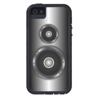 Speaker by rafi talby iPhone 5 cover