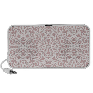 Speaker Case Floral abstract background