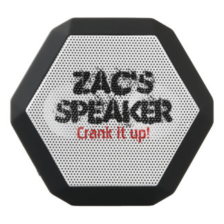 Speaker - Crank it up
