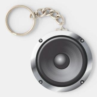 Speaker Key Ring