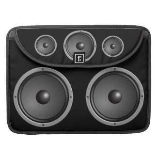 Speaker Sound System MacBook Pro Sleeve