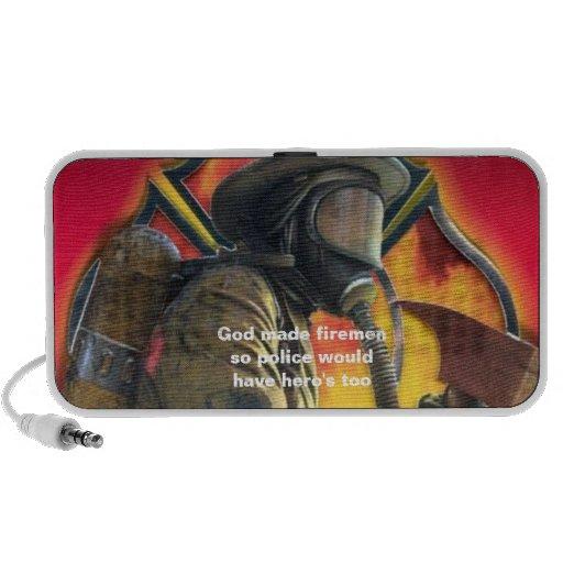 Speakers - Firemen