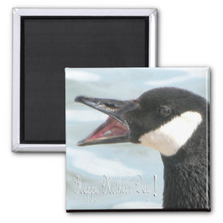 Speaking Up / Happy Mother's Day Square Magnet
