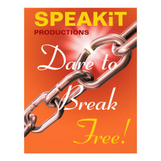 SPEAKiT Promotional Flyer