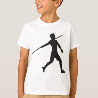 spear throwing shirt