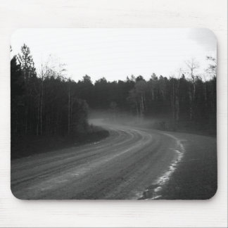 Spearfish Canyon Hail Fog After Storm Mouse Pad