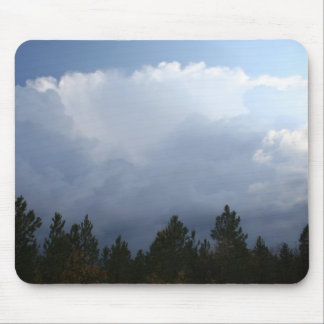 Spearfish Canyon Thunderstorm Mousepad