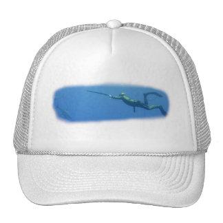 SpearFishing by FishTs.com Mesh Hat