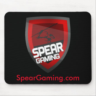 SpearGaming Mouse Pad