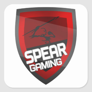SpearGaming Stickers