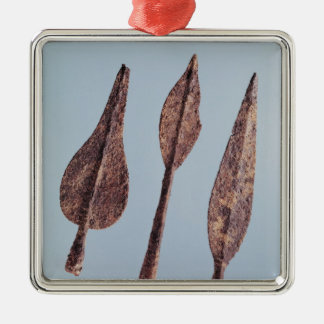Spearheads Christmas Ornament