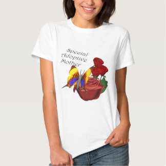 Special Adoptive Mother Mothers Day Gifts Shirt