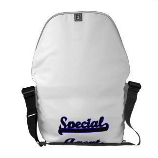 Special Agent Classic Job Design Courier Bag