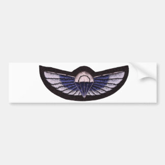 Special Air Service Parachute Wings Bumper Sticker