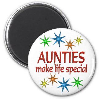 Special Auntie Refrigerator Magnet