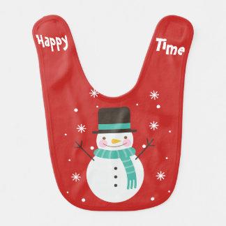 "Special bib ""Merry Xmas """