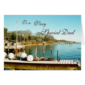 Special Birthday Dad Greeting Card