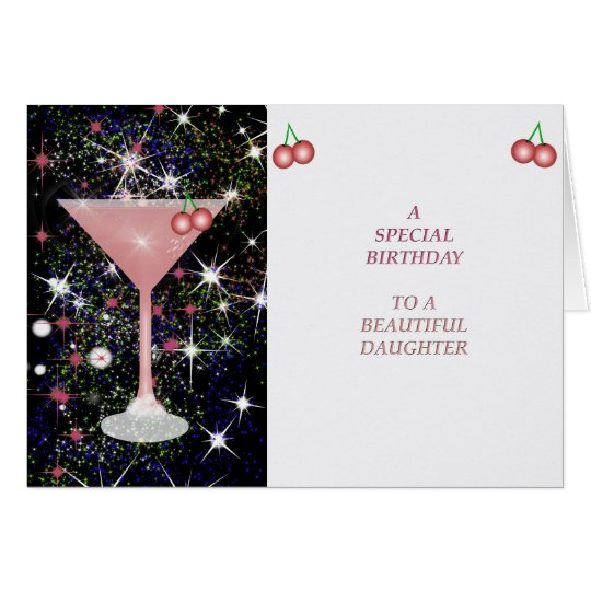 Special Birthday Daughter Card
