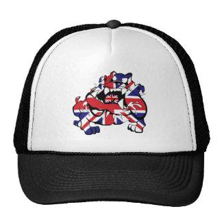 Special British Bulldog Mesh Hats