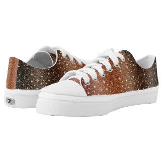 Special Browen Custom Zipz Low Top Shoes