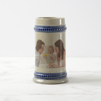 Special Budget Family Photo Customize Beer Stein