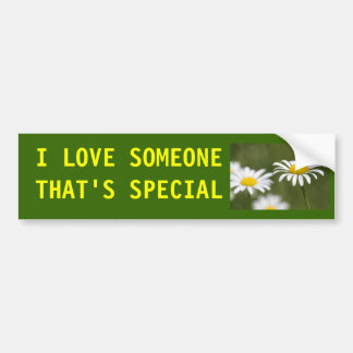 Special Bumper Sticker