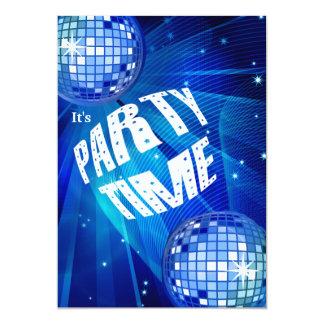 "Special Celebration Party Invitation 5"" X 7"" Invitation Card"