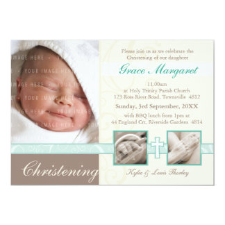 SPECIAL CHRISTENING INVITES :: precious 1L