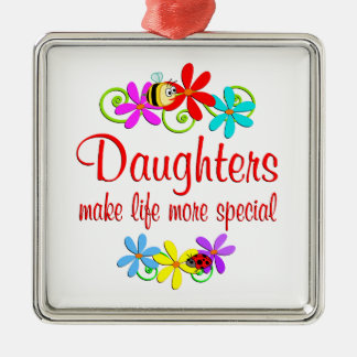 Special Daughter Christmas Ornament