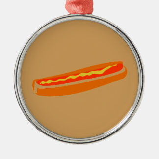 Special Deli Hot Dog Ornament