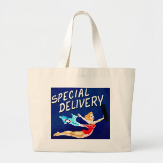 Special Delivery Beach Bag