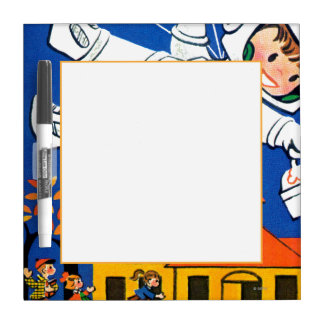 Special Delivery Dry Erase Whiteboards