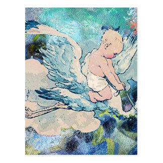 SPECIAL DELIVERY.jpg Postcard
