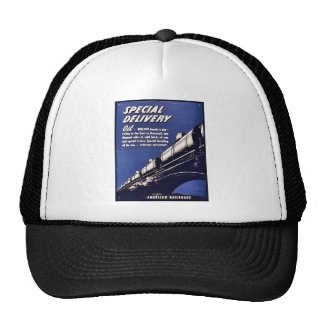 Special Delivery Oil Mesh Hats