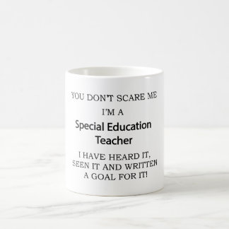 Special Ed. Teacher Coffee Mug