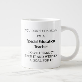Special Ed. Teacher Large Coffee Mug