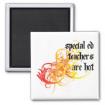 Special Ed Teachers Are Hot Refrigerator Magnets
